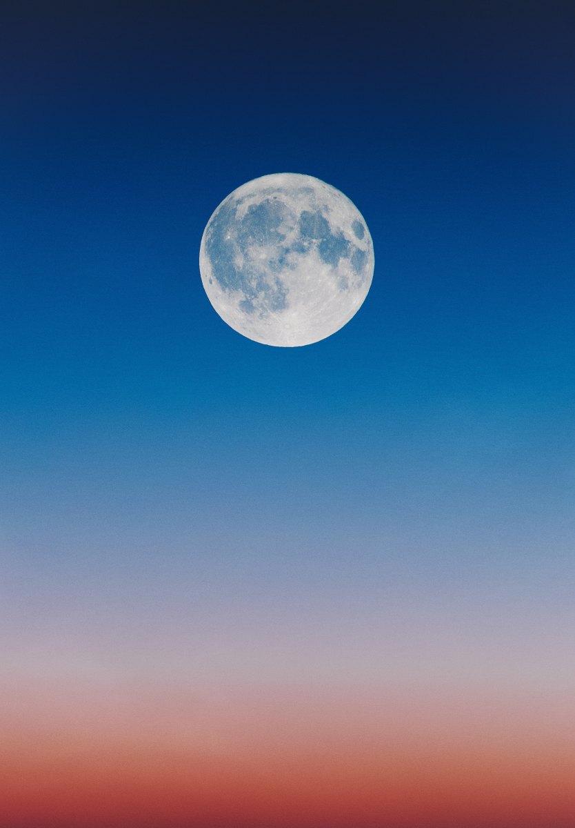 """Tristezze della luna, da """"Les fleurs du mal"""", Charles Baudelaire"""