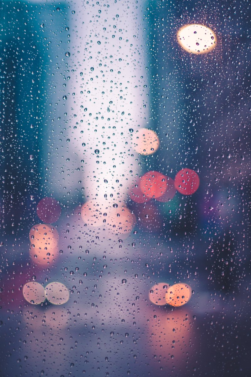 Pioggia, Federico Garcia Lorca